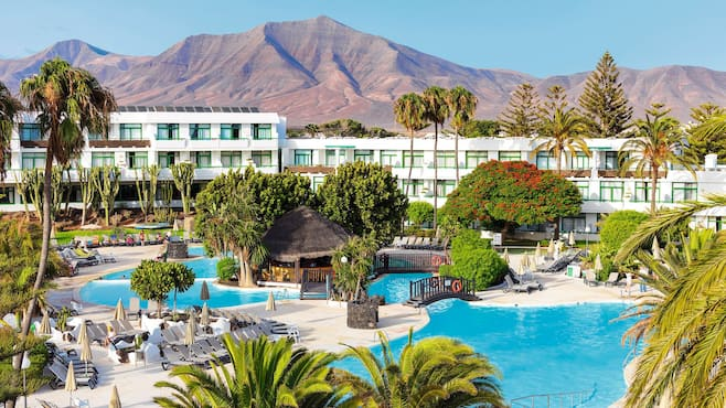 Hotel H10 Lanzarote Princess In Playa Blanca Thomson Now Tui