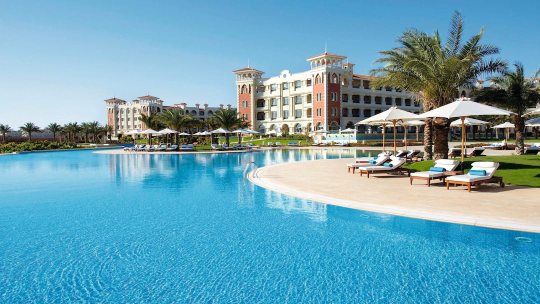 Holiday to Baron Palace Sahl Hasheesh in SAHL HASHEESH (EGYPT) for 3 nights (AI) departing from birmingham on 14 Jan